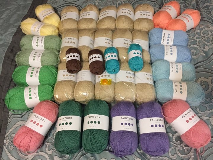 Yarn Stash: Where do you fit in & a bonus!
