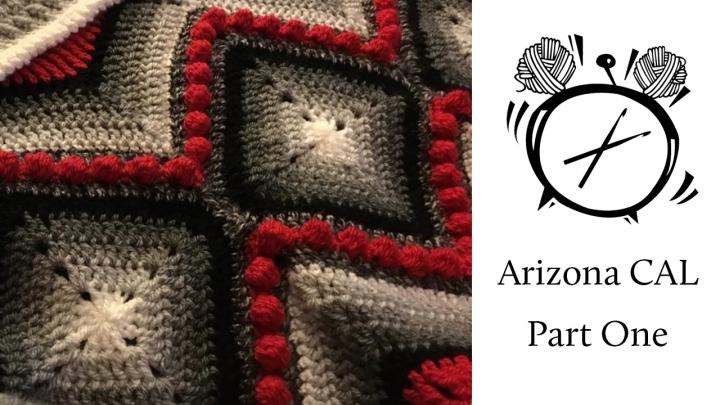 Arizona Crochet Along PartOne!