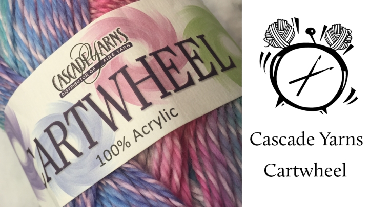 Yarn Review: Cascade Cartwheel (Unicorn Yarn!)