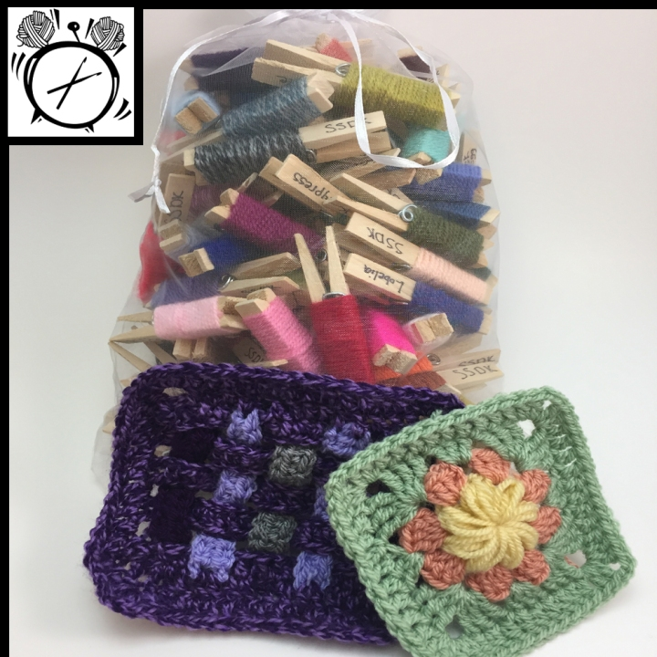 StyleCraft Special Dk Yarn Pegs are finally here!