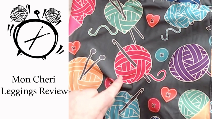 Review: Mon Cheri Leggings Boutique & Give Away!