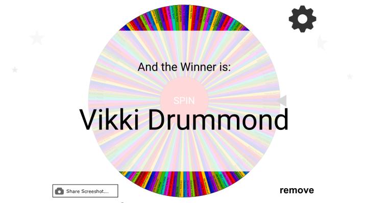 Winner Winner ChickenDinner!